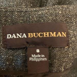 Dana Buchman Pants - Dana Buchanan Dark Brown Dress Slacks Size 8 NWOT